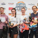 3. Turnier: Zlatanovic schafft das Triple, Waldner feiert Premiere