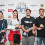 Schubert & Zlatanovic sichern sich den Titel beim ersten Turnier!